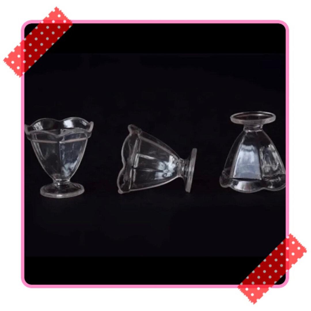 ミニチュア食器♥パフェカップ