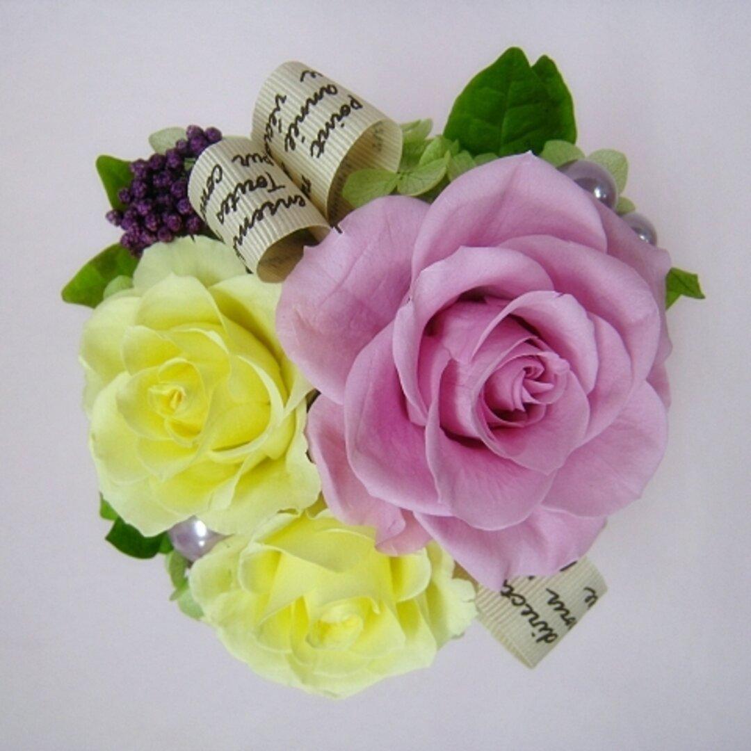 雑貨プリザ * petit fleurs * ライラック <受注生産>