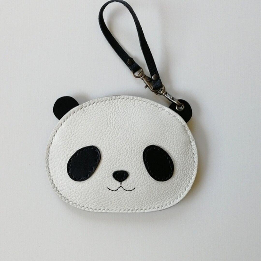 パンダのパスケース