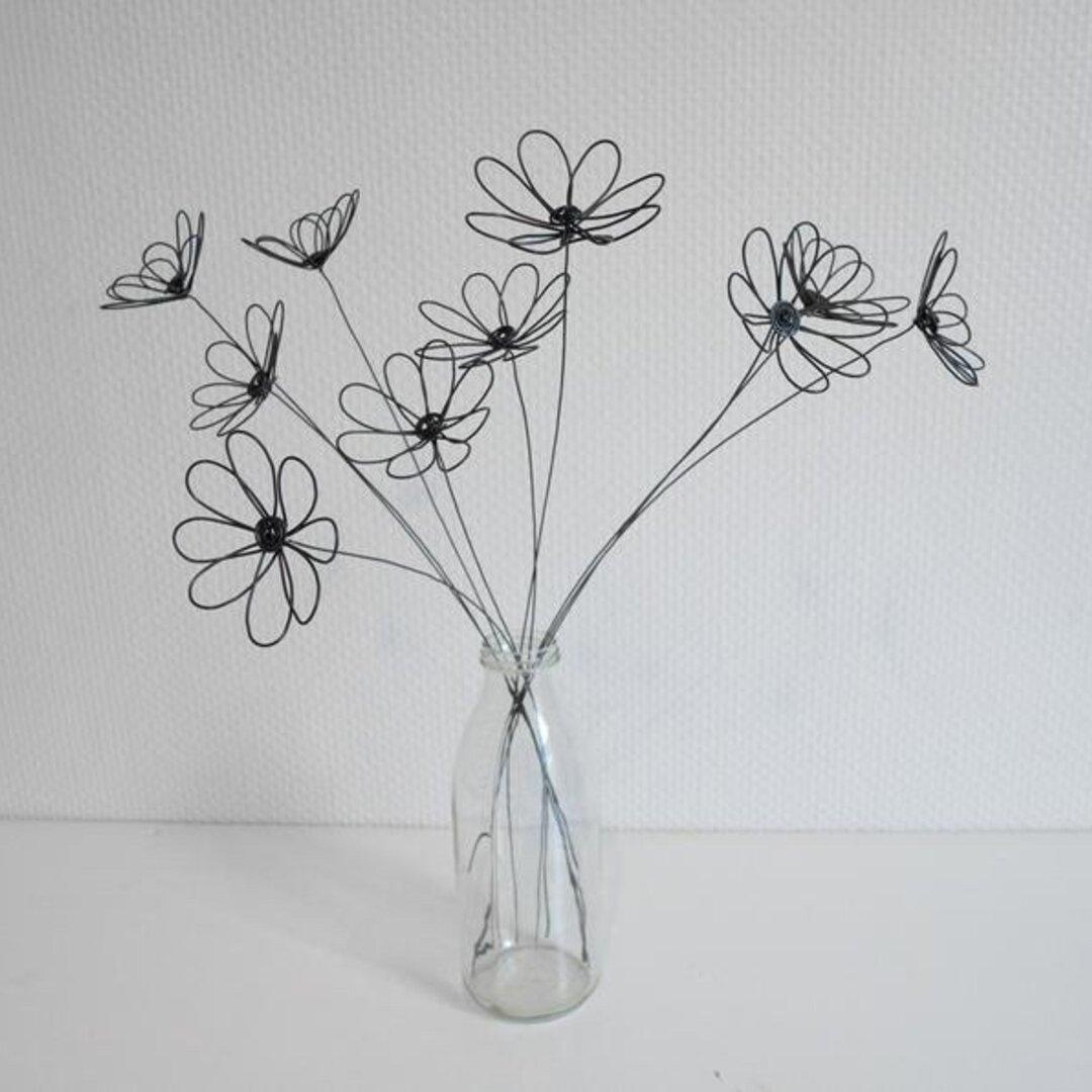 花束 10本セット ワイヤークラフト