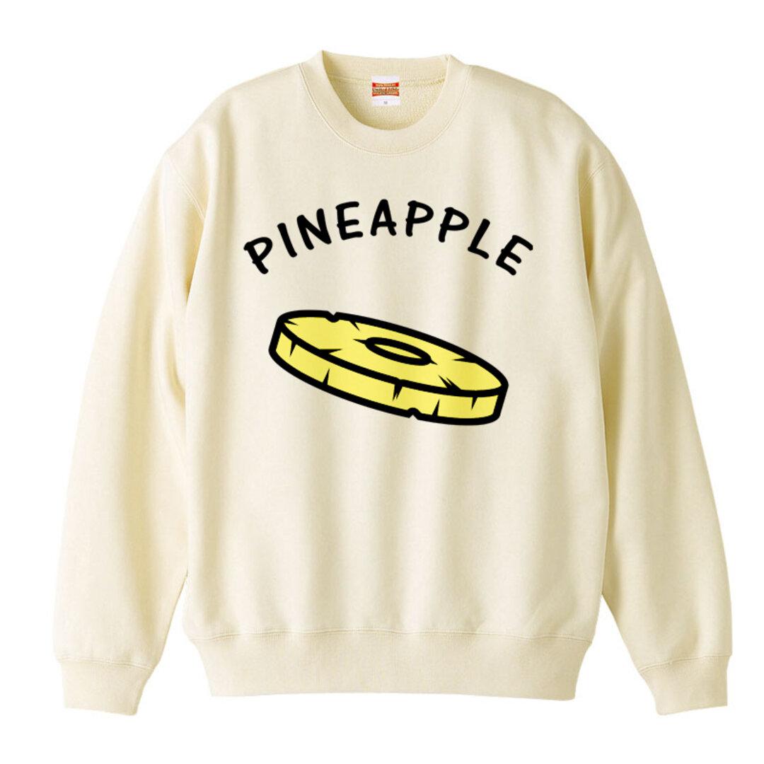 [カジュアルスウェット] Pineapple