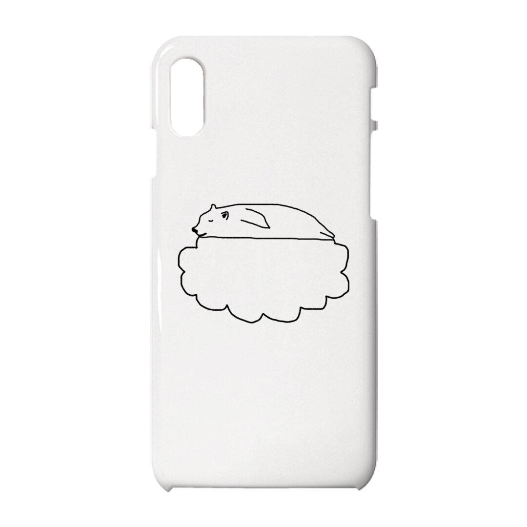 クマアザラシ #5 iPhoneケース