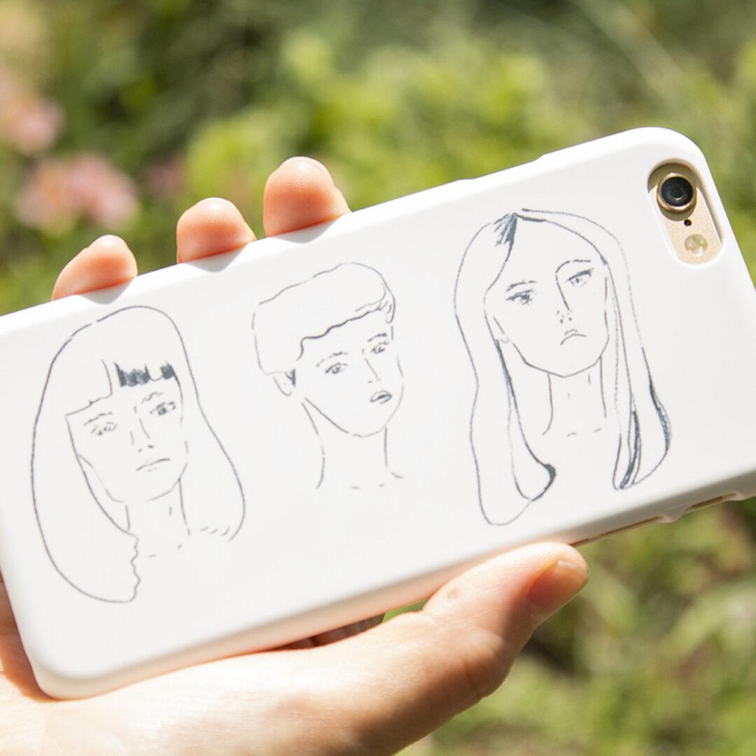 【iPhone/Android対応】「GIRLS' POWER」スマートフォンケース