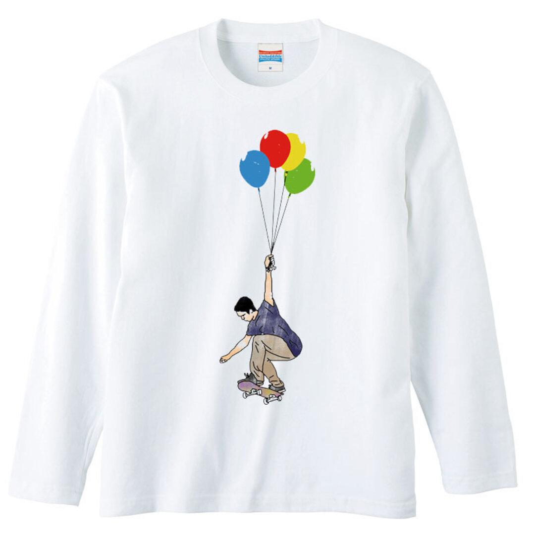 [ロングスリーブTシャツ]  UP