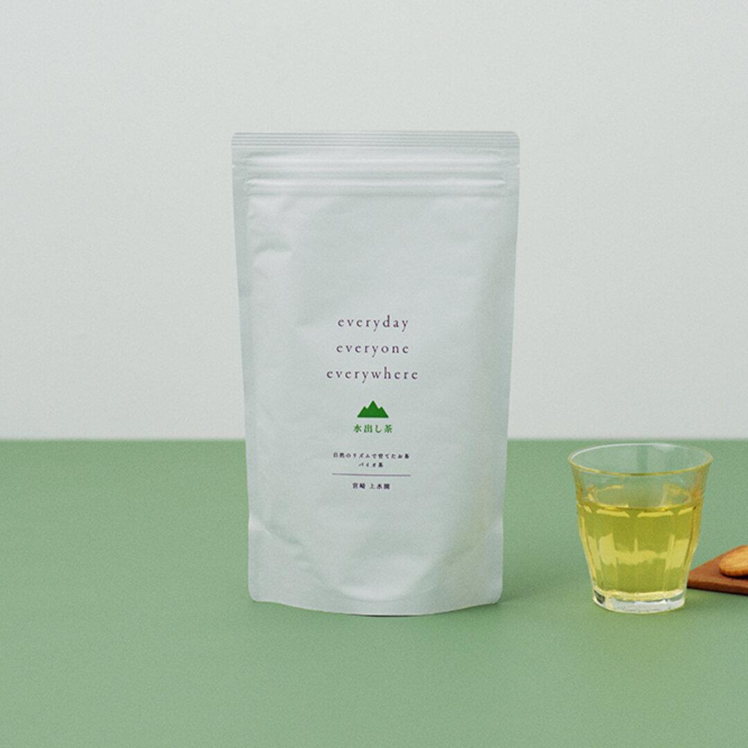 【農薬不使用】水出し茶 / 宮崎上水園バイオ茶 Mサイズ