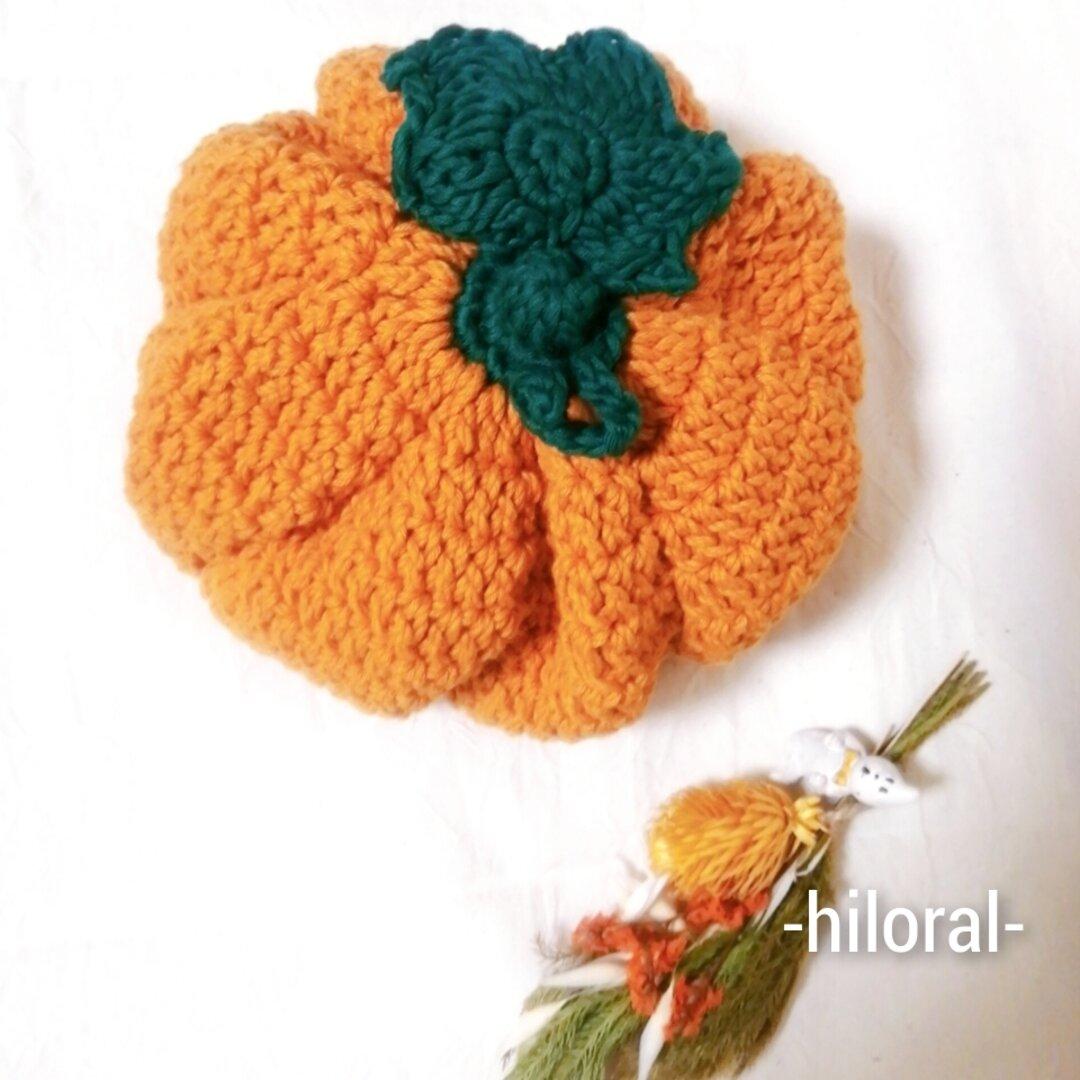 ハロウィン/かぼちゃ 帽子