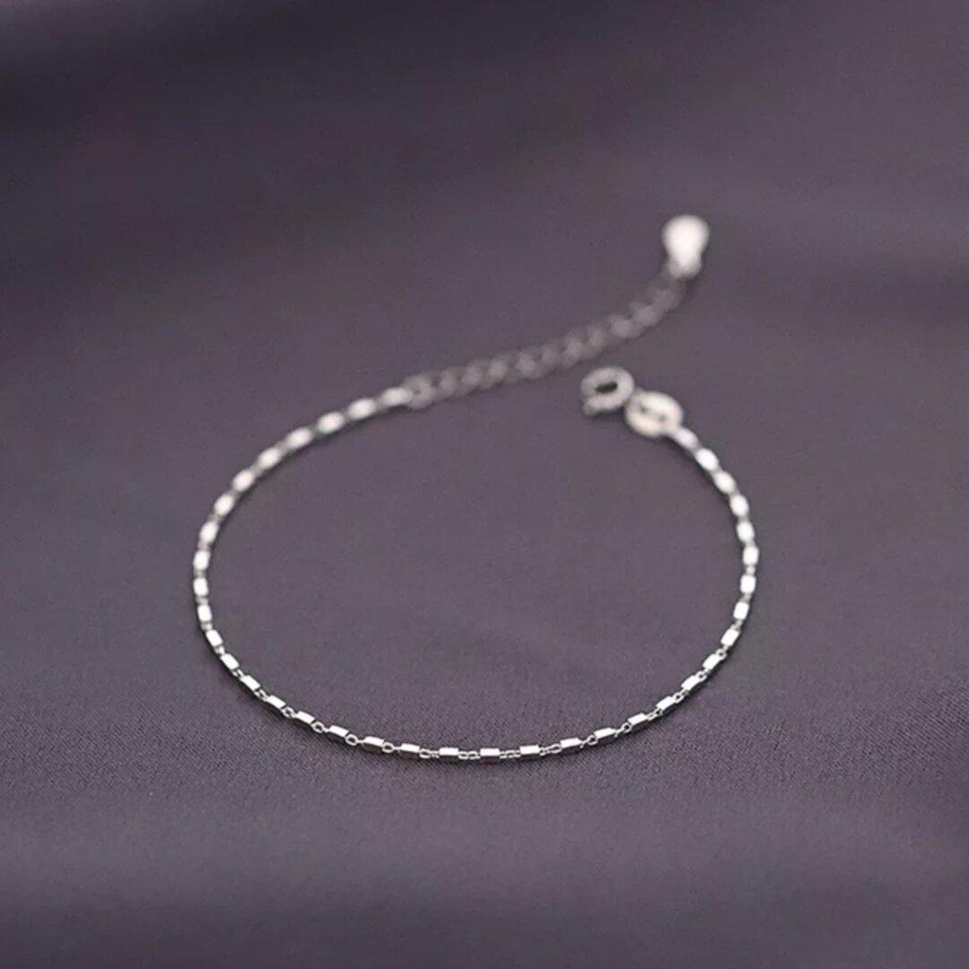 《S925》silver  bracelet【B-13S】