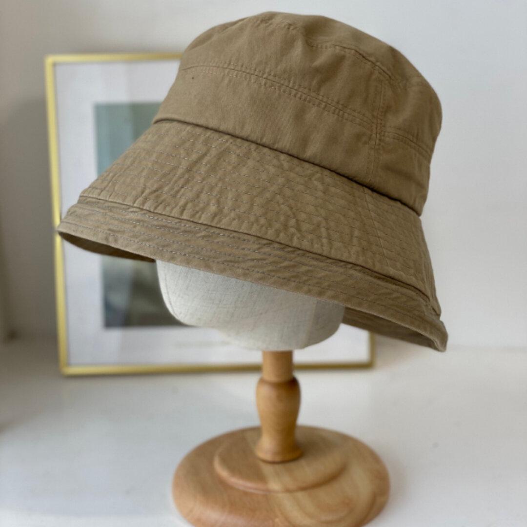 《全5色》 日差しをよける コットン ナチュラルな帽子 夏 ユニセックス ベーシックなコットンキャップ リネン 帽 ユニセックス 刺しゅうキャップ