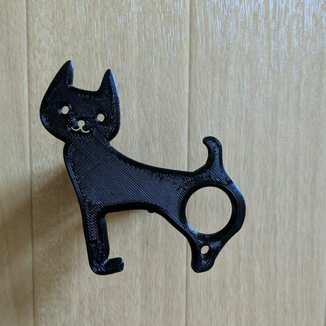 ドアオープナー 感染防止 接触防止 ネコ