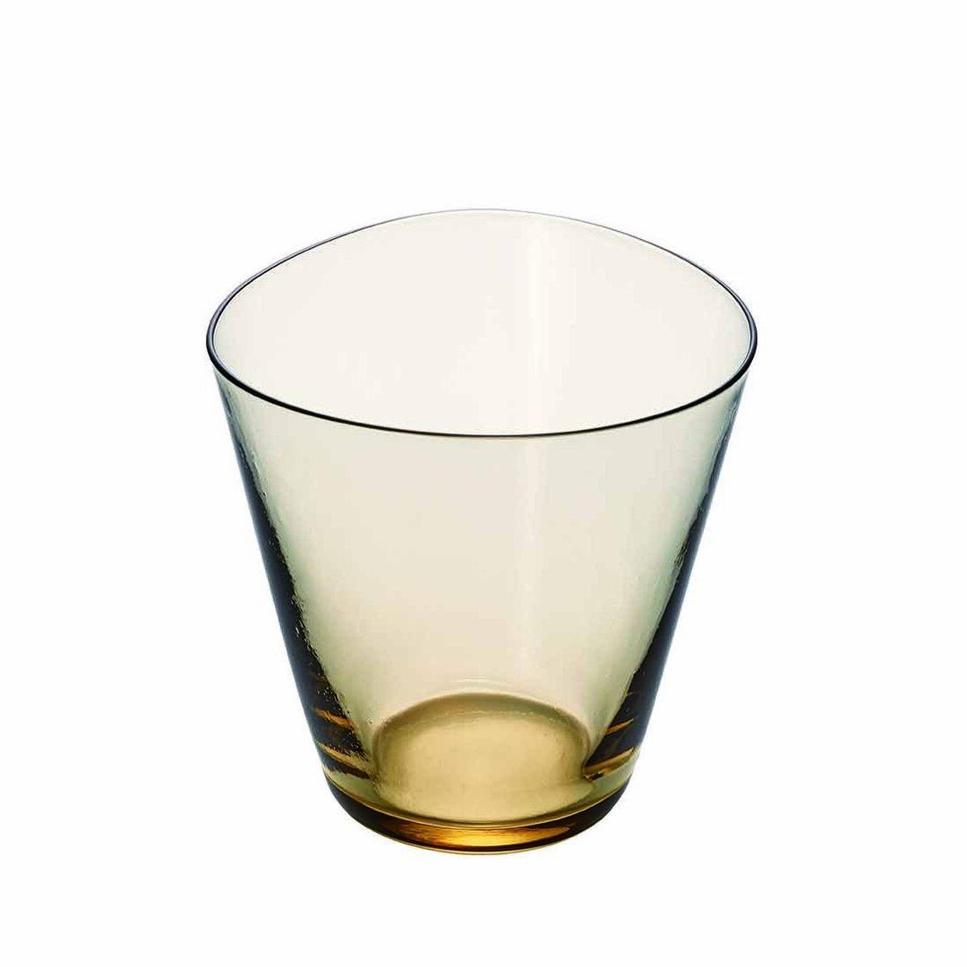 選べる4色:SAI グラス ( ロックグラス タンブラー 片口 ソース ドレッシング グラス 硝子)