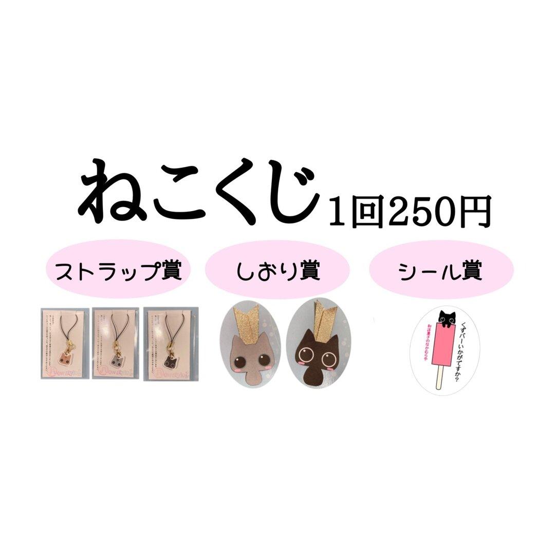 ねこくじ(2枚)/残り3セット