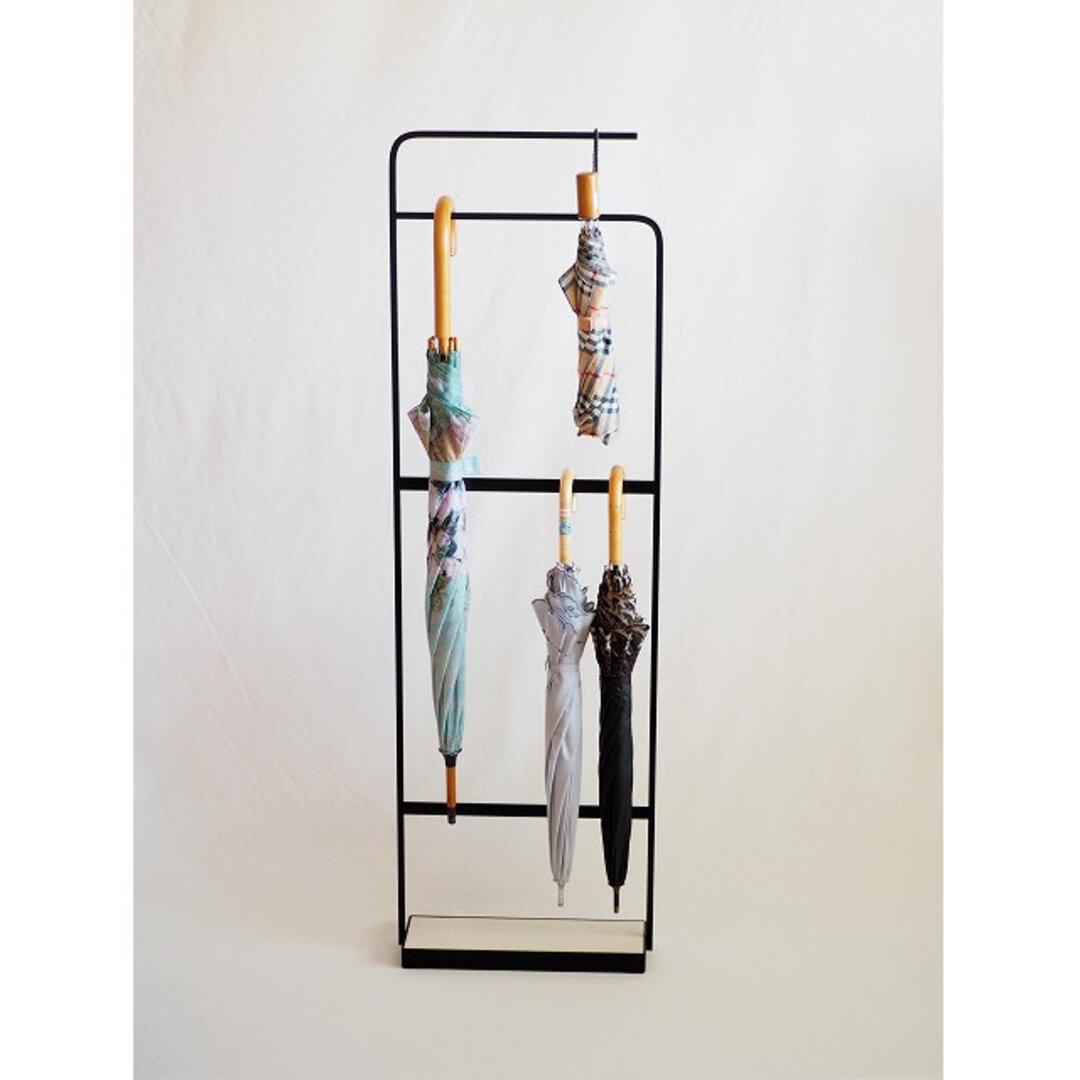umbrella stand(珪藻土)black,アイアン傘スタンド(黒)