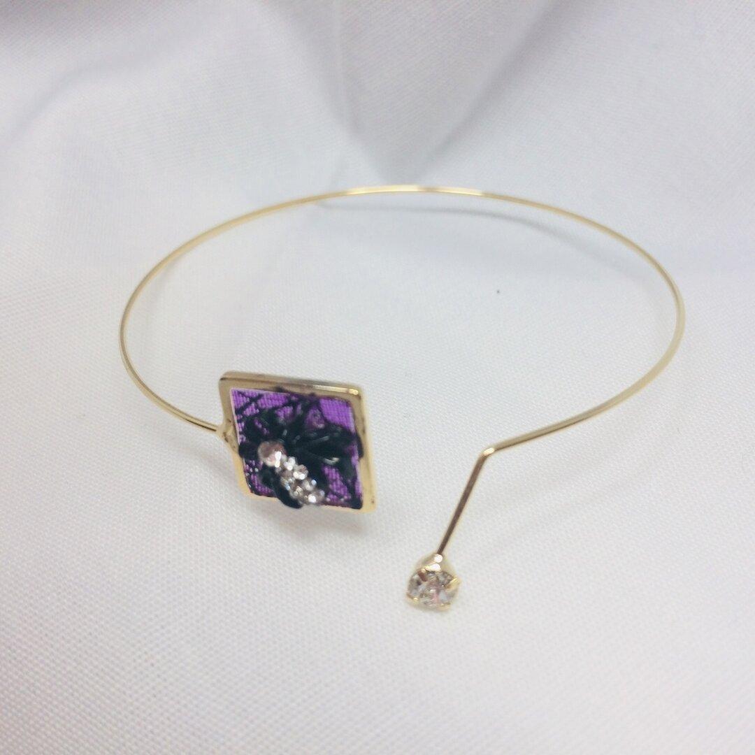 紫蜘蛛の巣 2