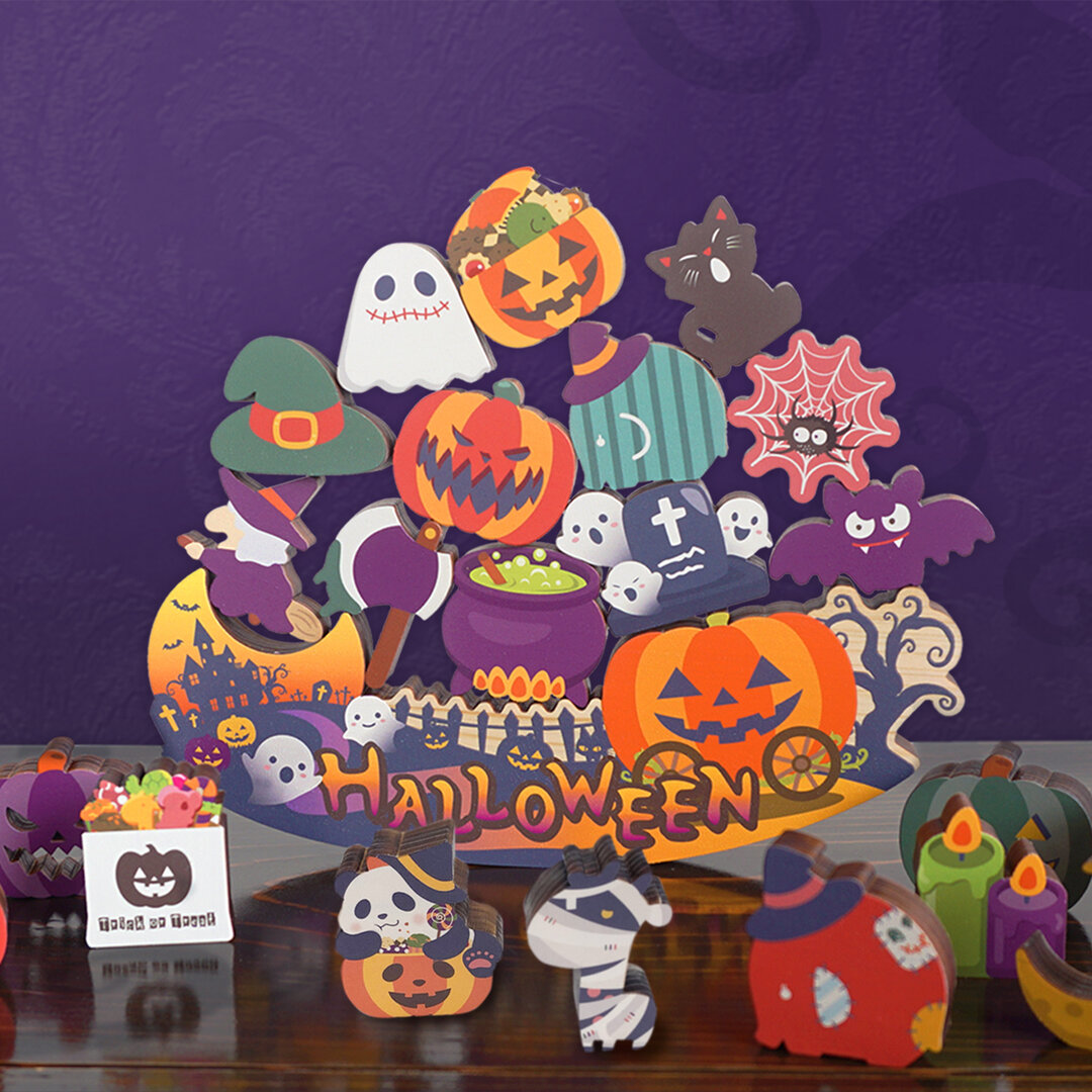 Halloweenつむ×2