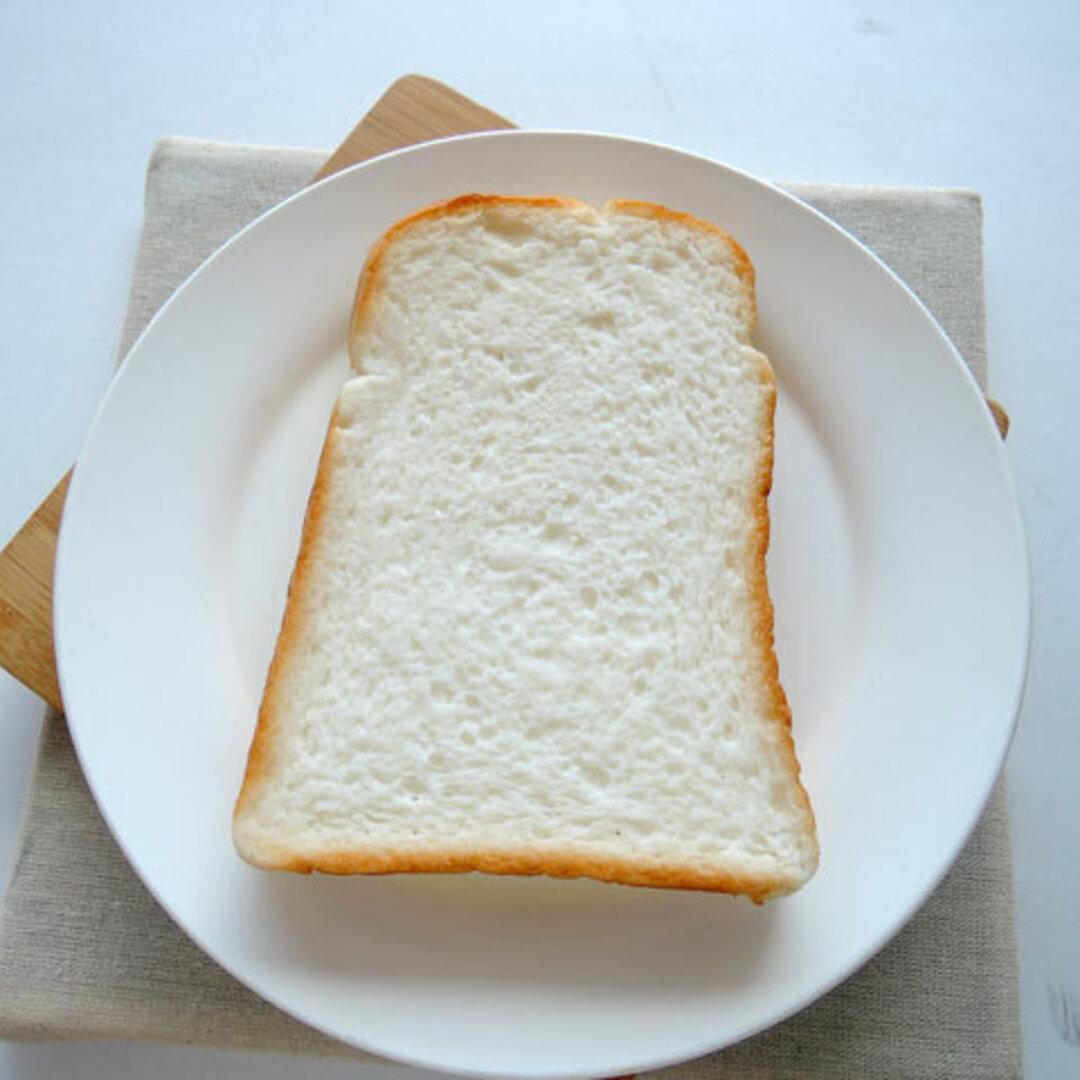 食品サンプル 山型パン リアルサイズ