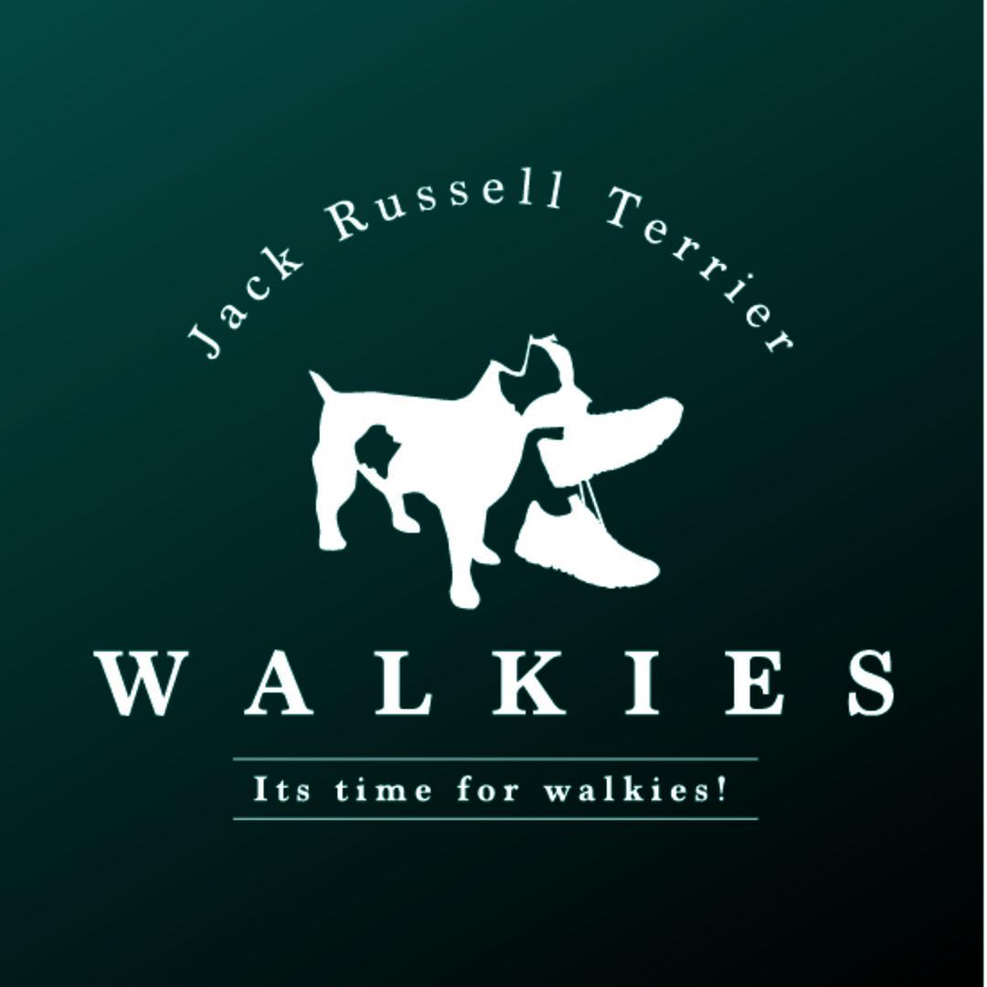 WALKIES(バックプリント)