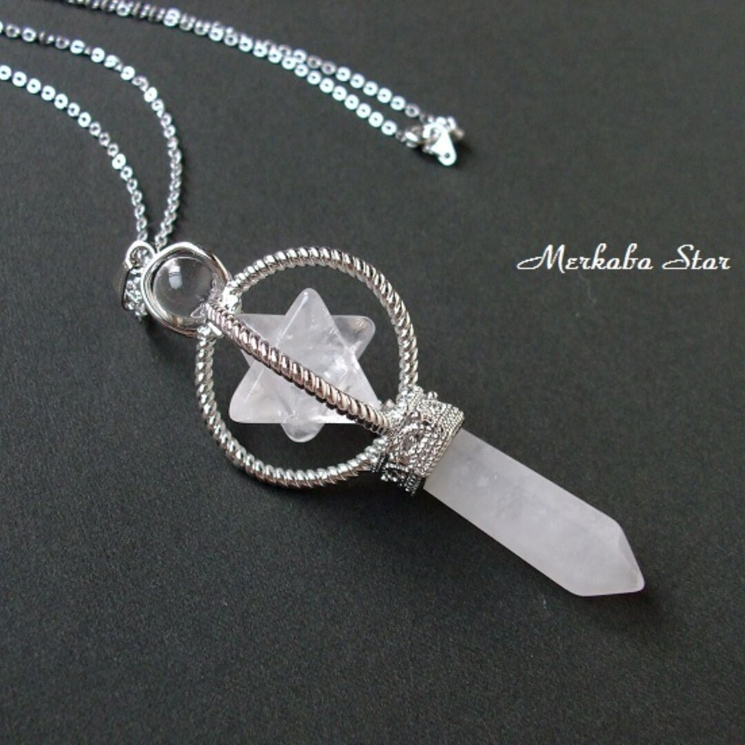 【再販】pendulum-M-ロングネックレス