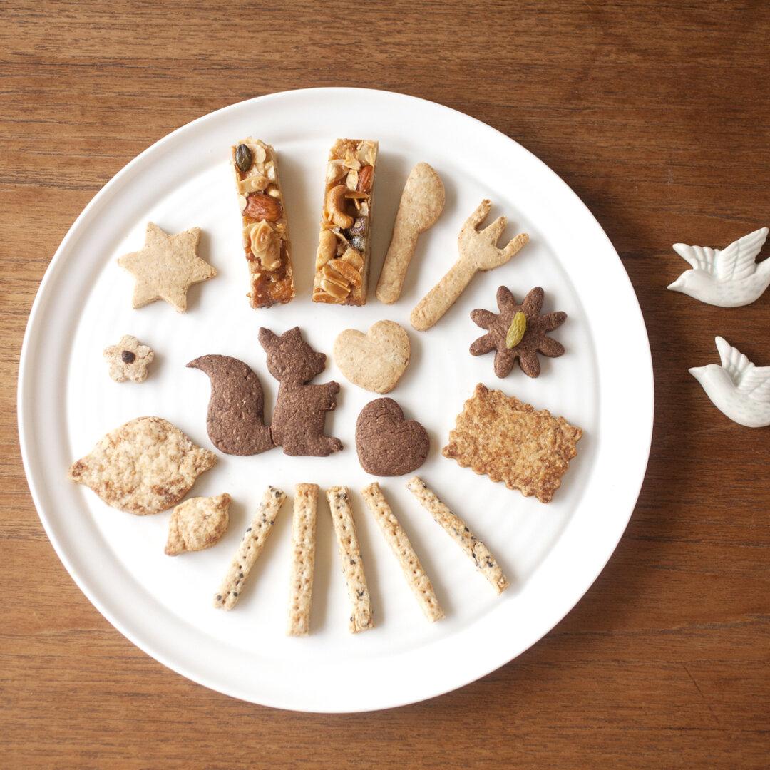 【寺カフェ椿】オーガニック素材のヘルシー焼菓子7種詰合せ
