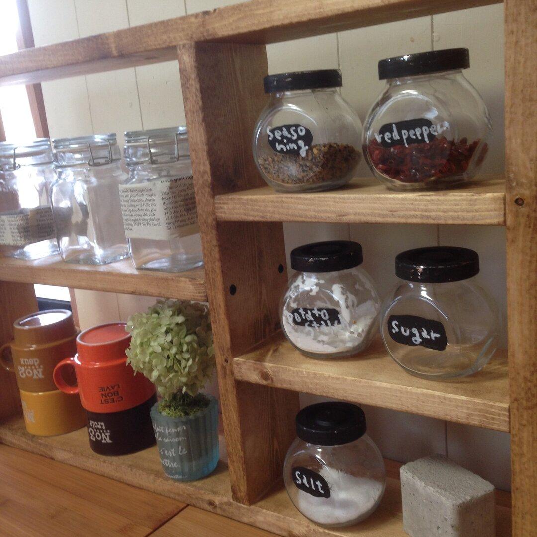 CAFE style shelf   〜LLサイズ〜  B