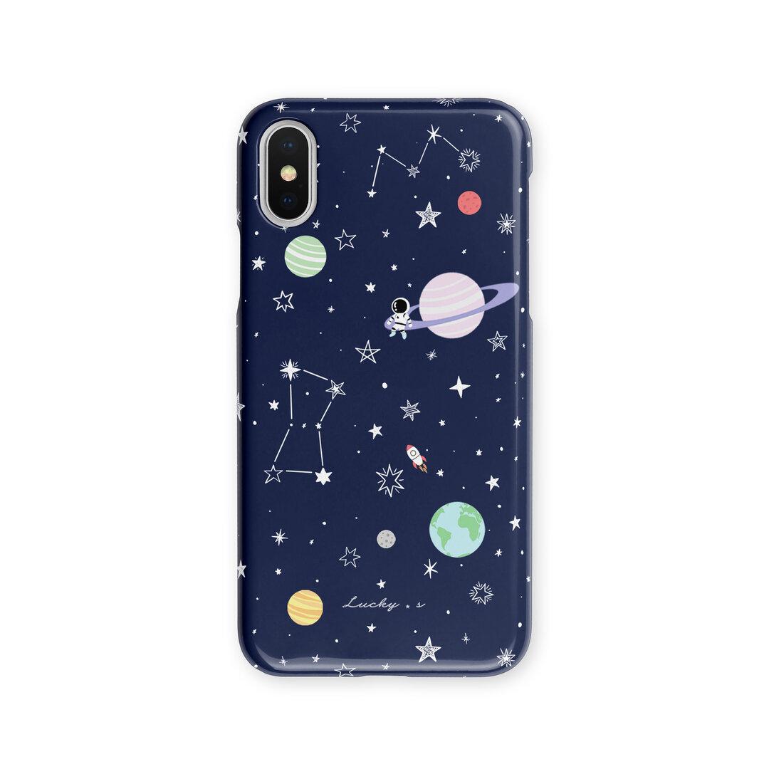 Planet スマホケース 宇宙飛行士 惑星 iPhoneケース iPhone7  iPhoneXS iPhoneXR iPhone11Pro Xperia 他機種対応