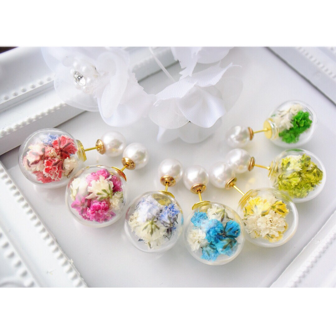 期間限定500円オフ!*flower glas dome*