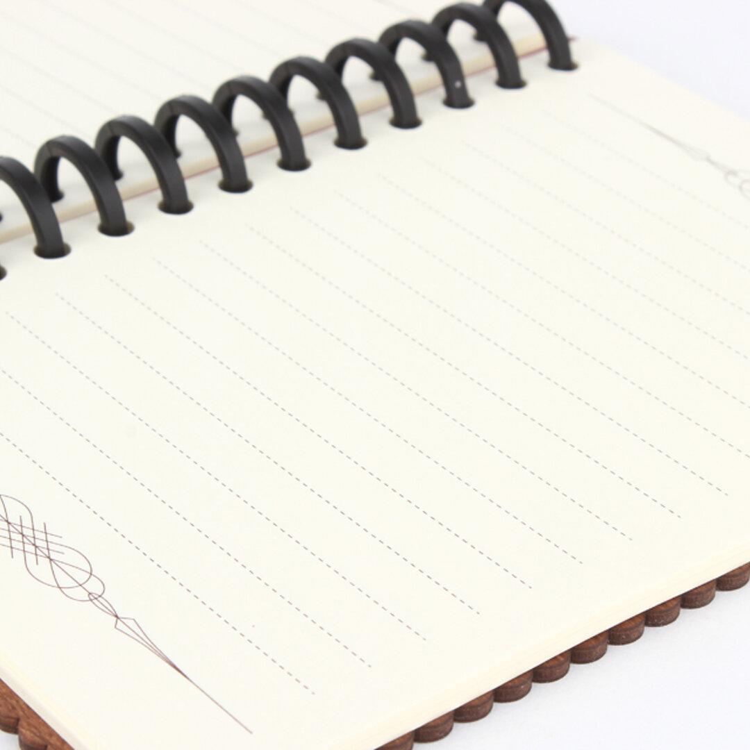 ノートリーフ(木のノートブック専用)