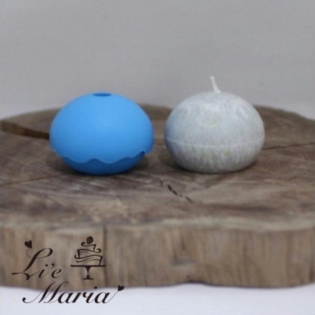 ボール型(直径4.5㎝):シリコンモールド