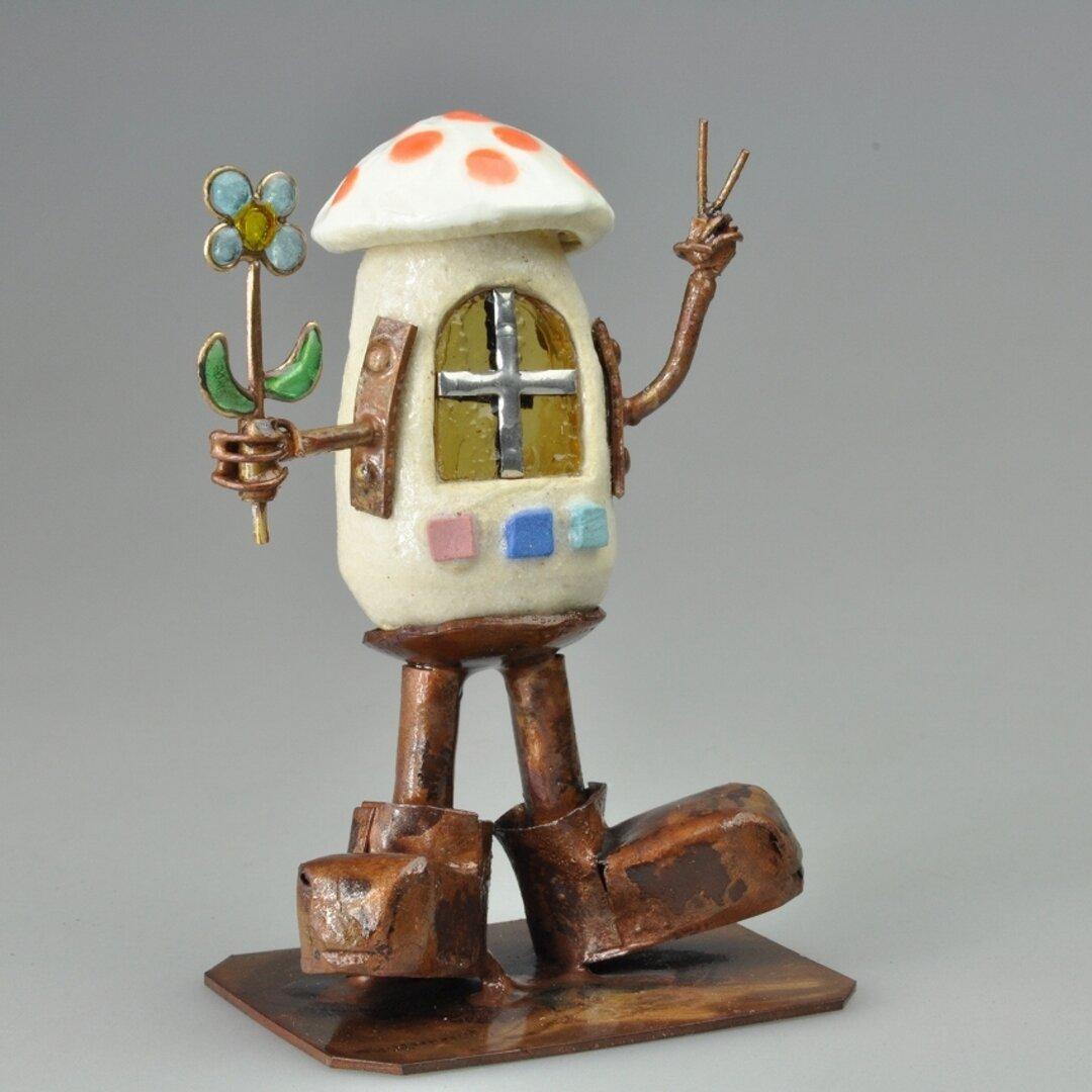 花プレゼントチビキノコ(193)
