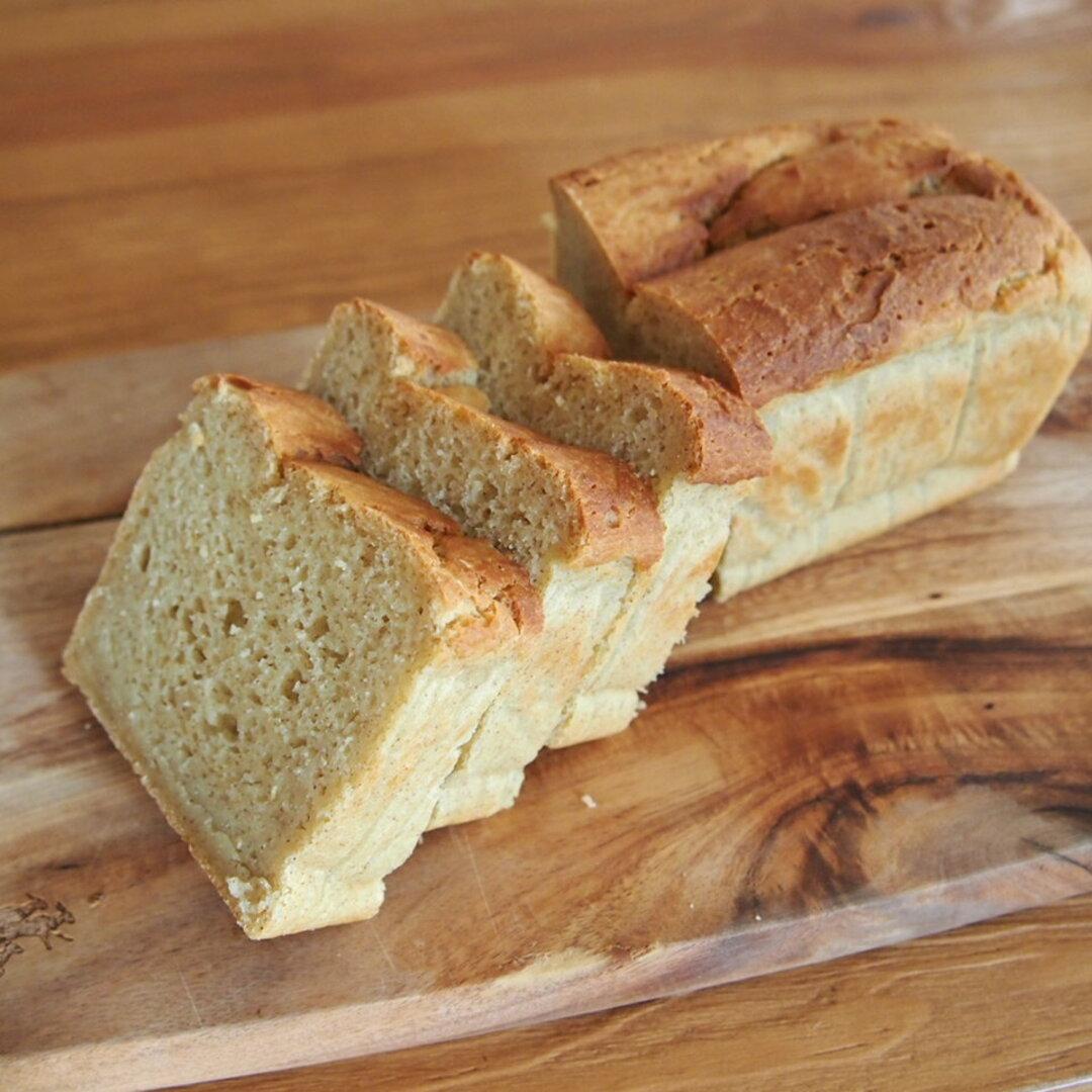 グルテンフリー 疲労回復・体に優しい!ひよこ豆ブレッド(L) 小麦不使用