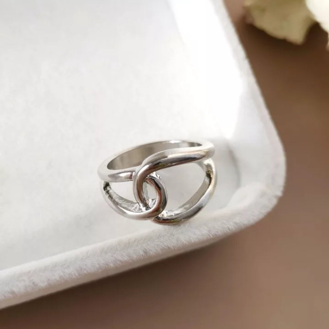 ring silver【R-22S】