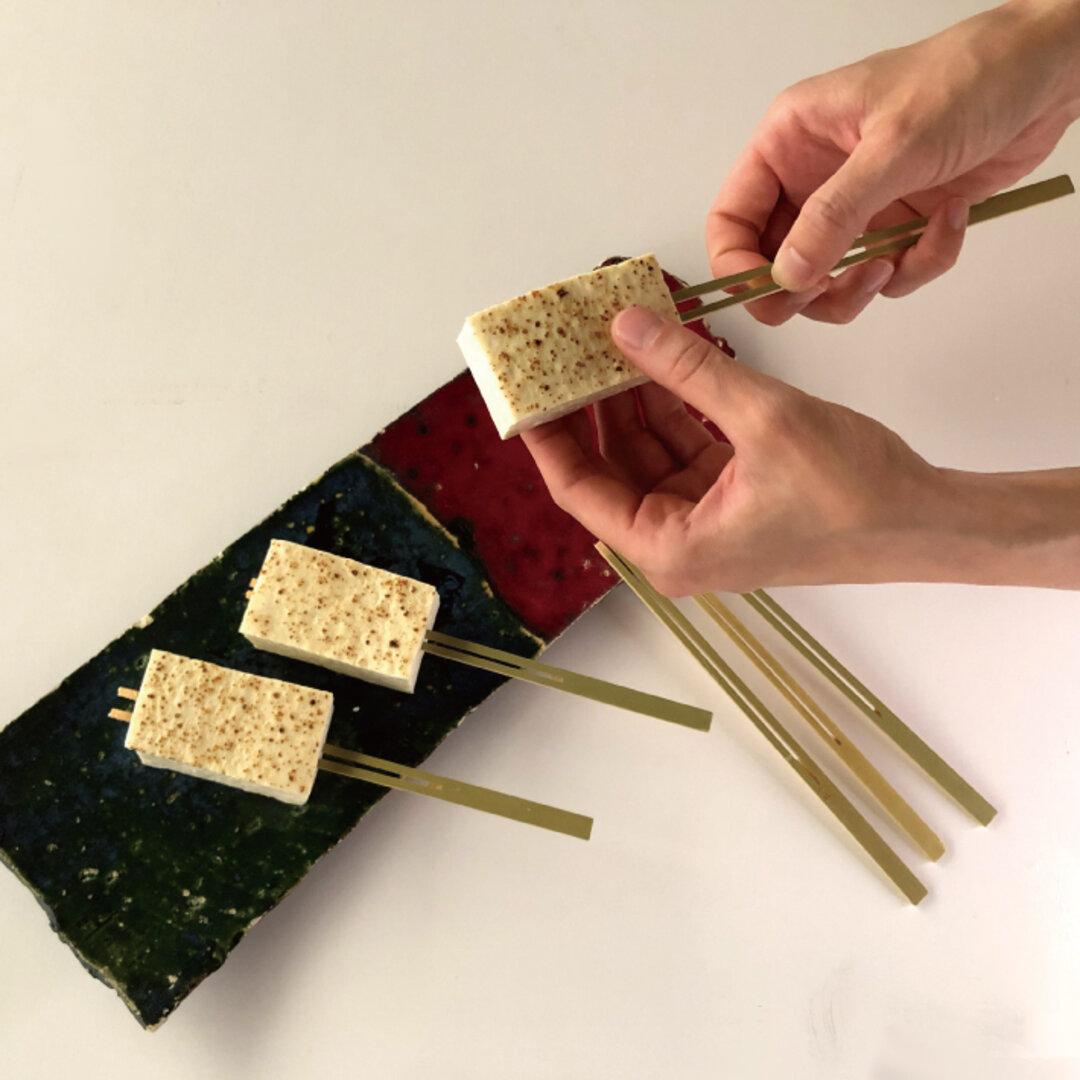 豆腐屋さんの田楽豆腐6本セット