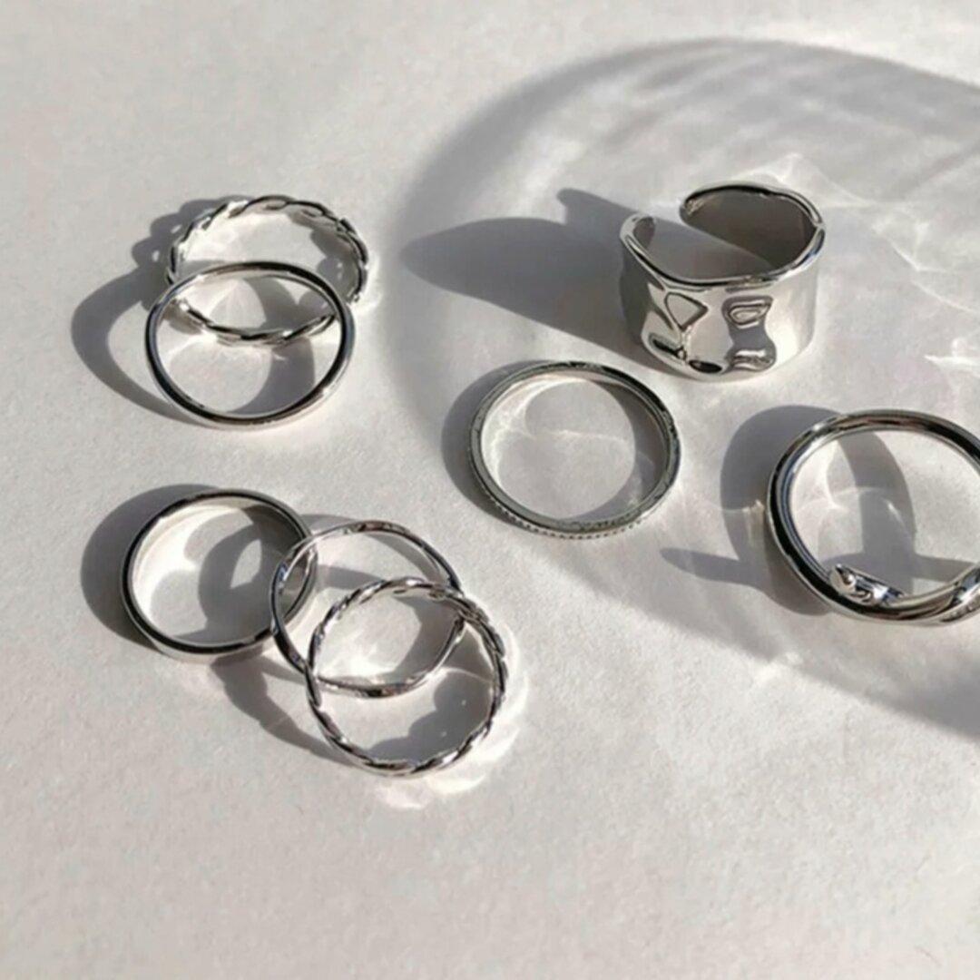 assorted rings 【Ra-03】