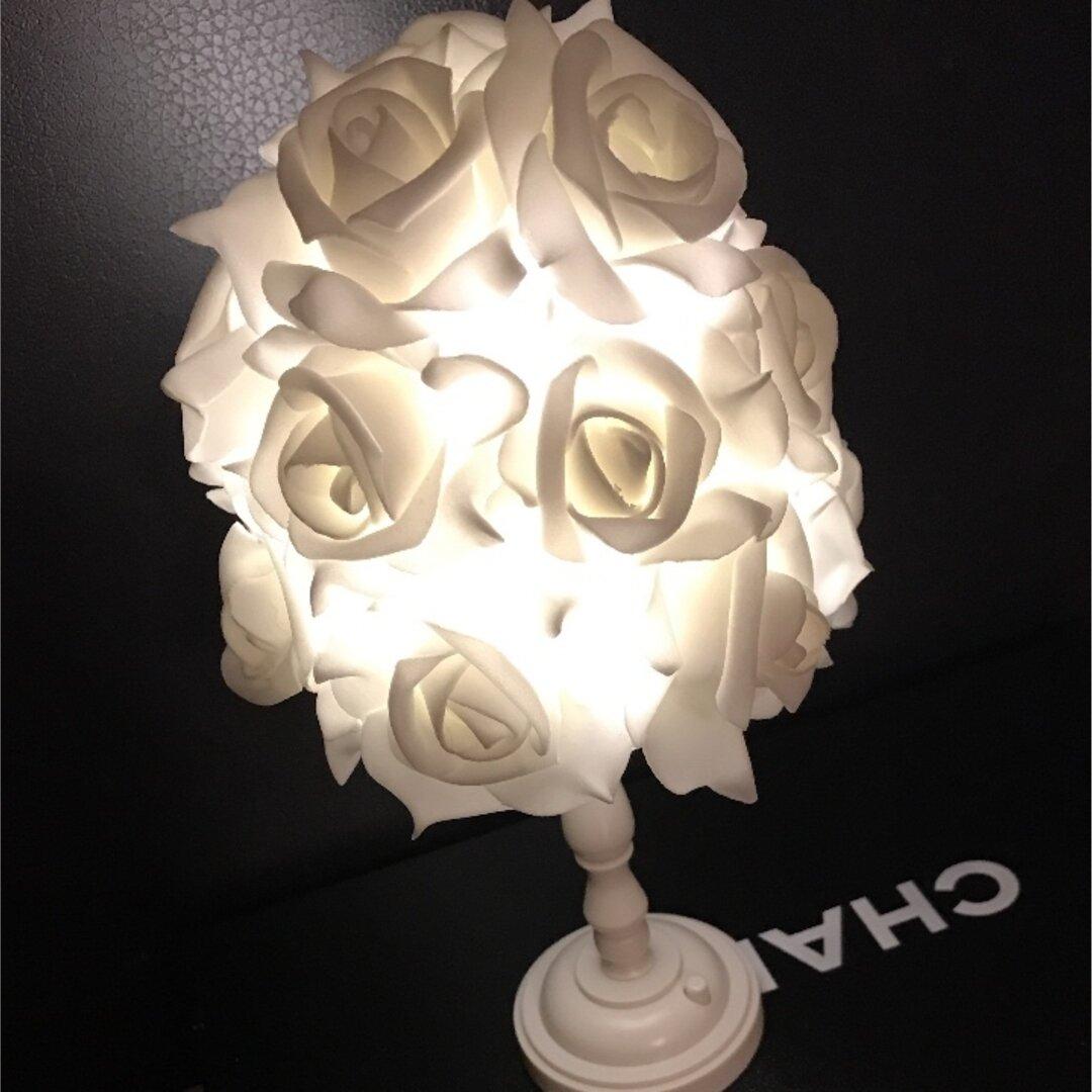 EVA バラ 薔薇 アンティーク調ライト 間接照明 ミニライト