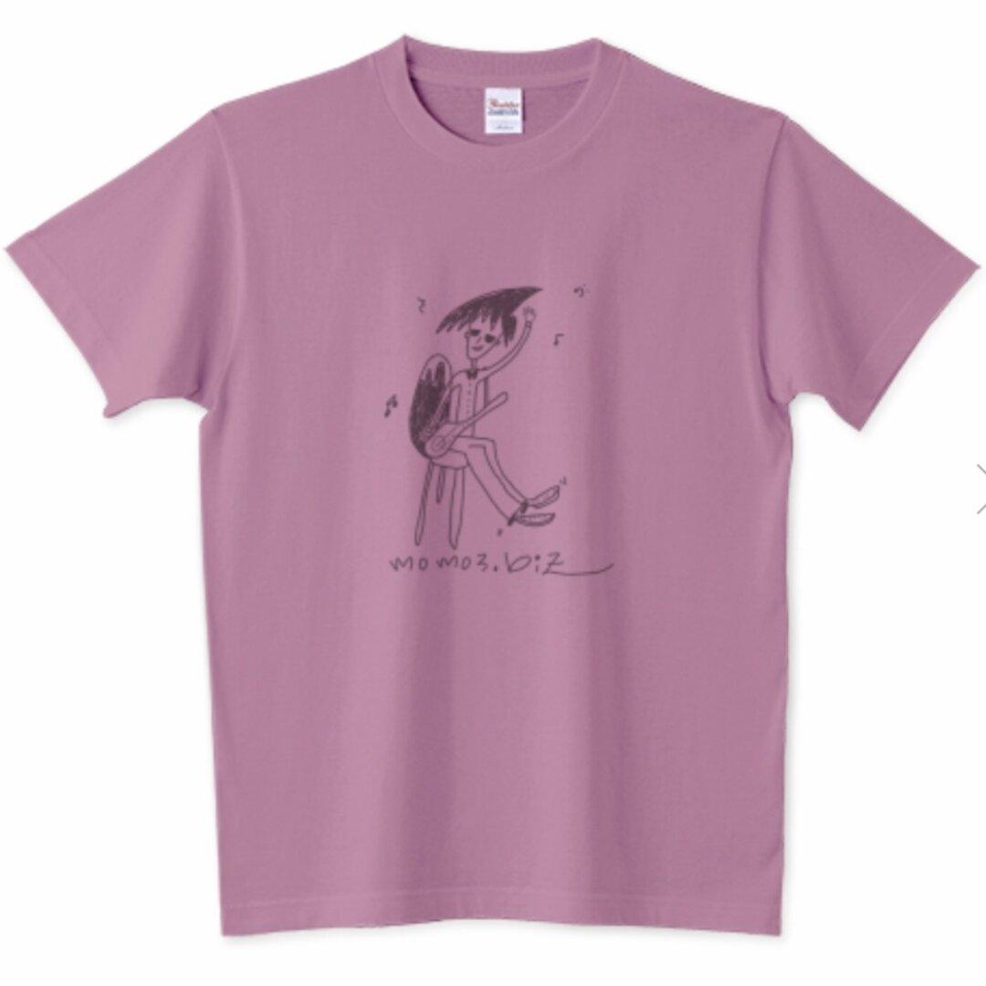 ★色、柄、襟、選べる!!★名入れ親子お揃いTシャツ★ミュージシャン