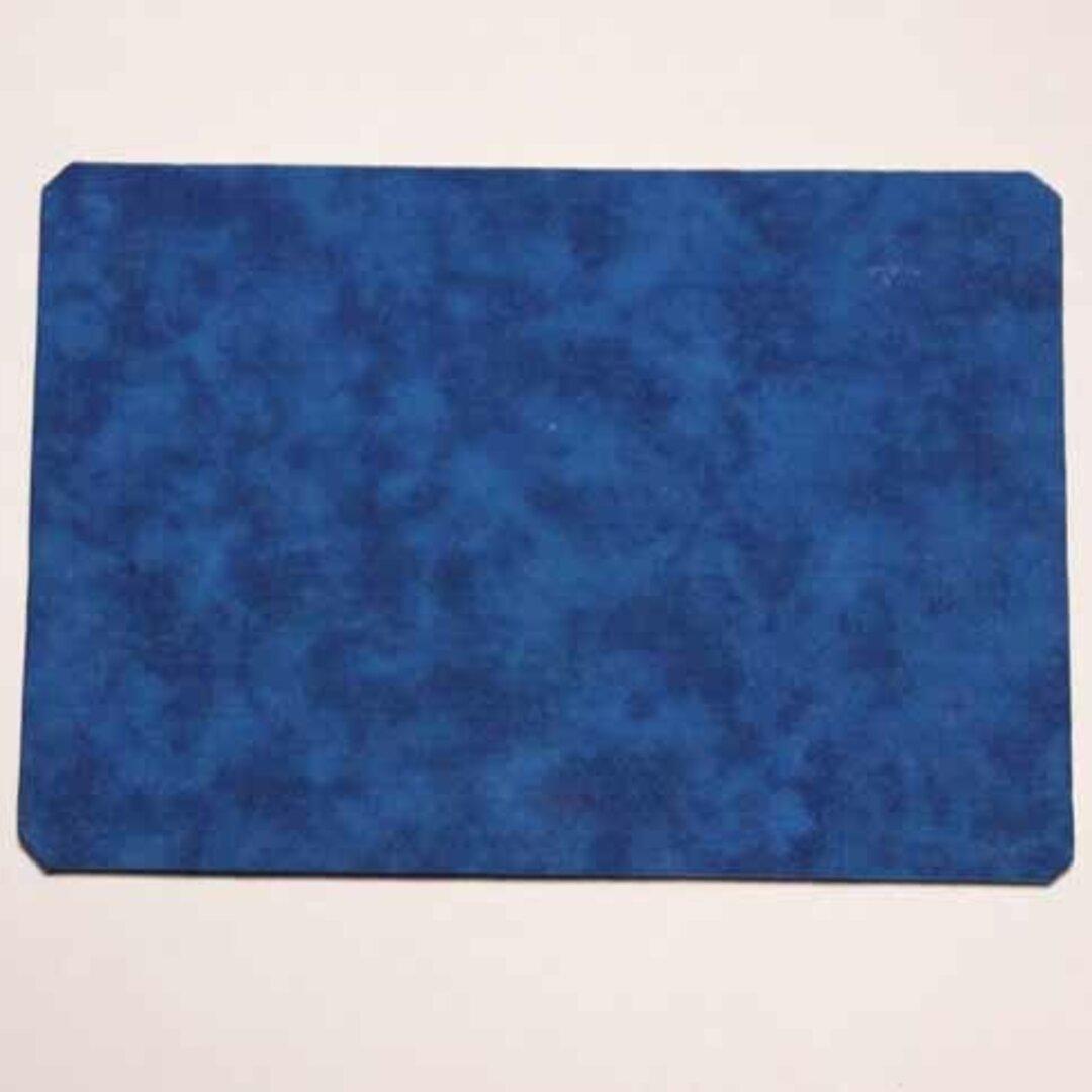 使いやすい!マウスパッド・シンプル ブルー