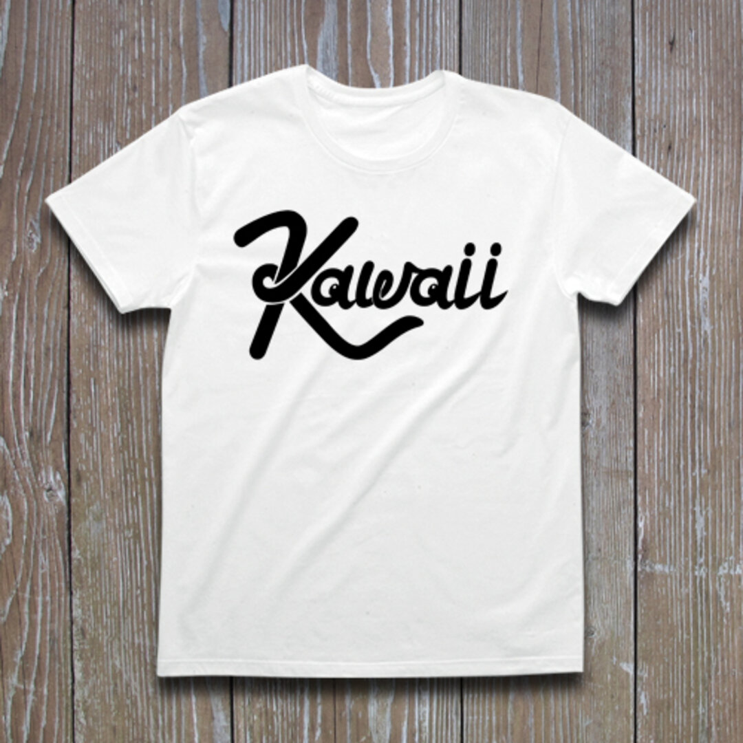 KAWAII(スマイルVER.) Tシャツ