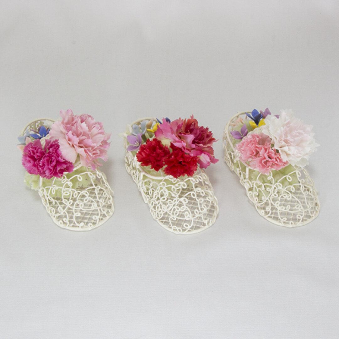 ベビーシューズ Flower S ~ Select ① ~