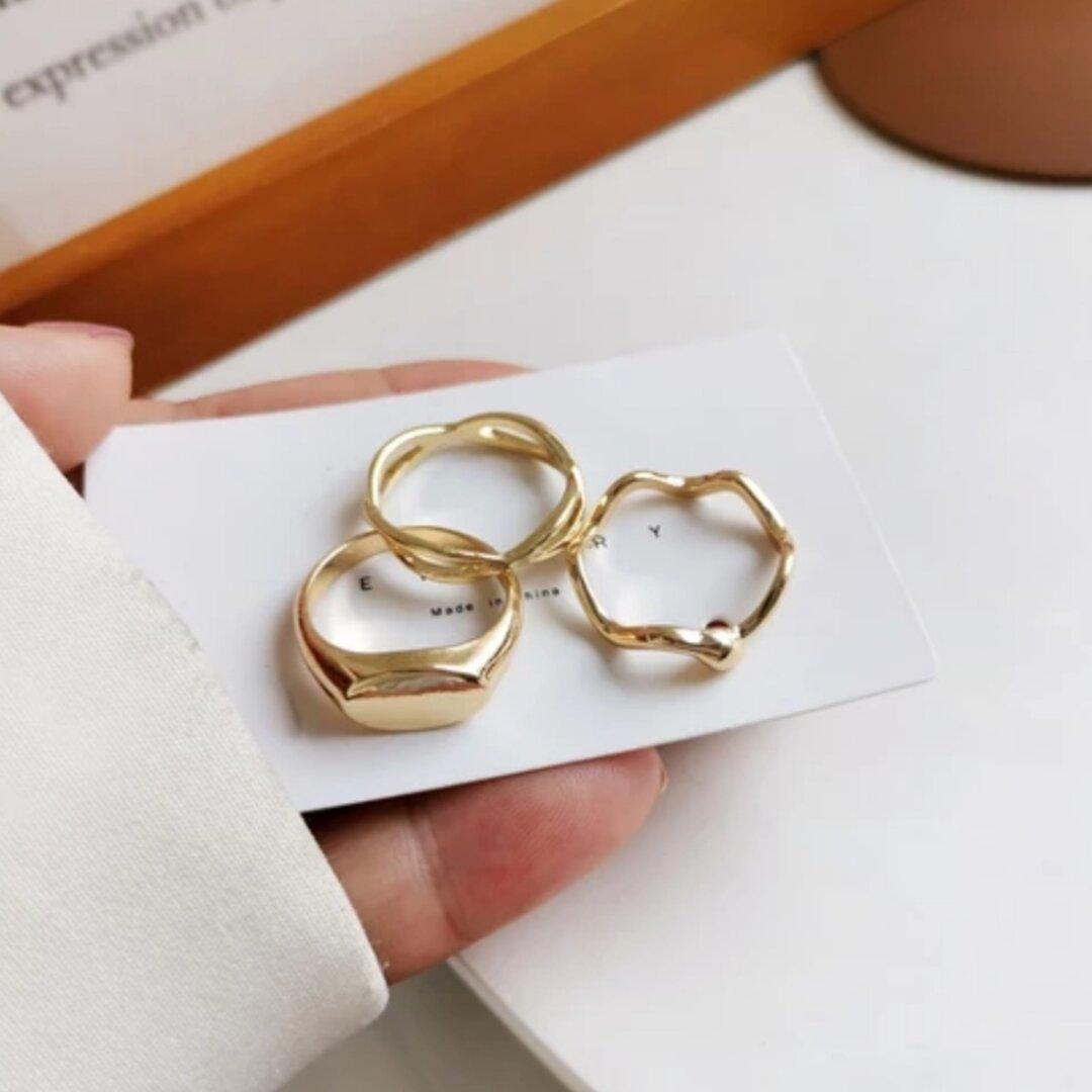 assorted rings 【Ra-05】