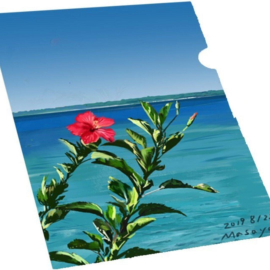 石垣島の風景クリアファイル・A4サイズ Vol.2