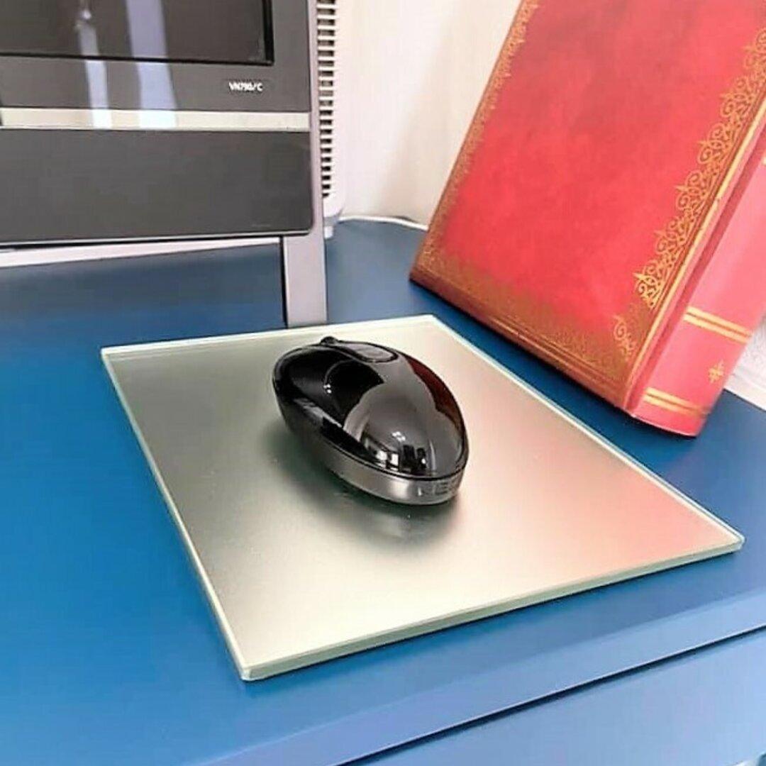 ガラスマウスパッド / メタリック