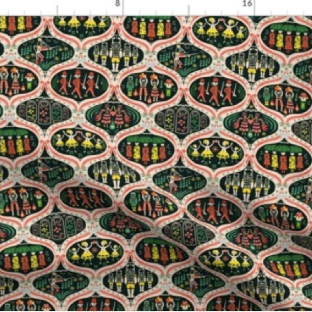 モロッカン柄 幾何学柄 モロッカン モロッコ 手芸 生地 輸入生地 布 布地 コットン 綿 ハンドメイド