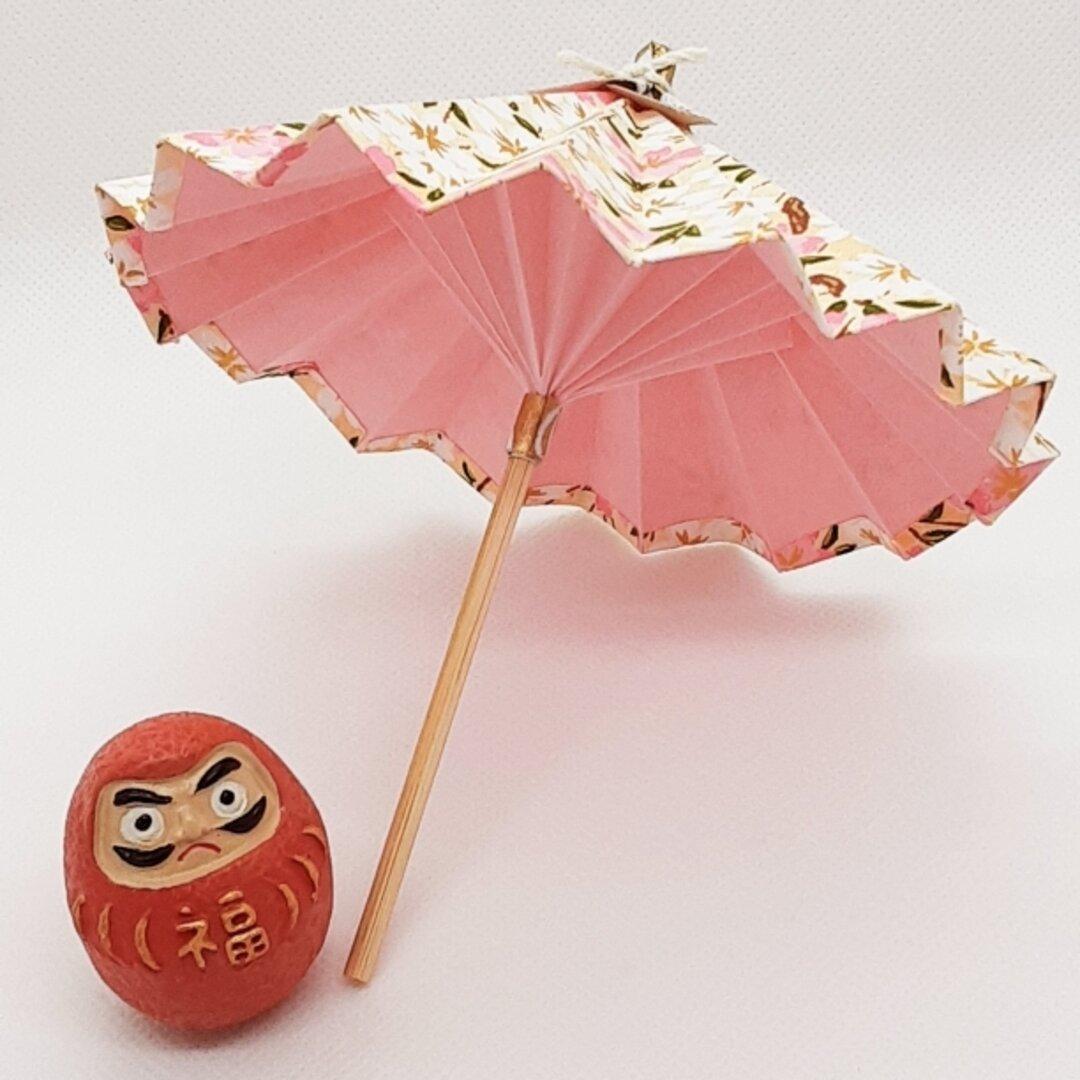 愛でる和傘「桜」