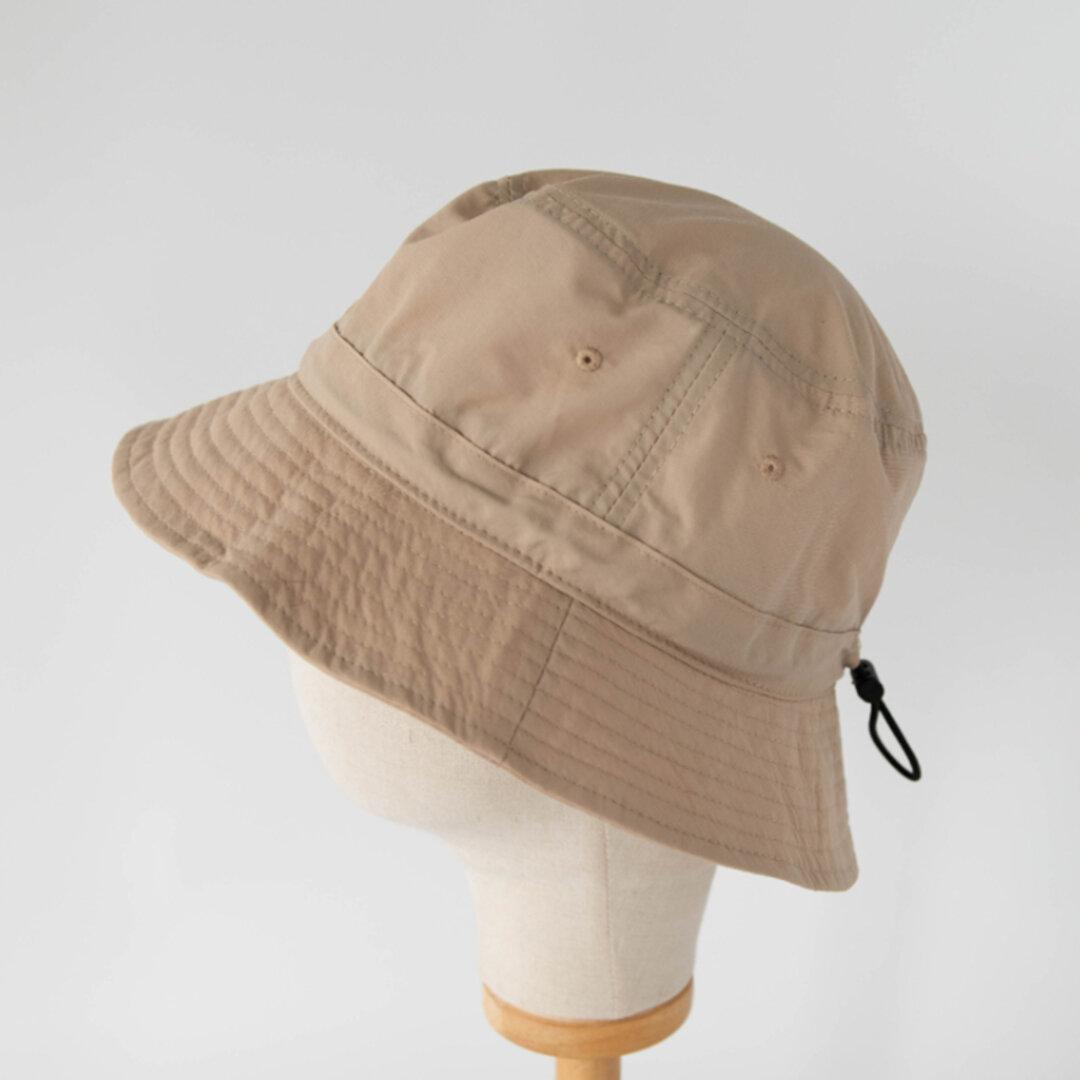 ◇ 全4色 ◇ 夏の日よけ帽 カジュアル 帽子  日差し対策 コットン ユニセックス UVカット ナチュラル  つば広  バケットハット シンプル