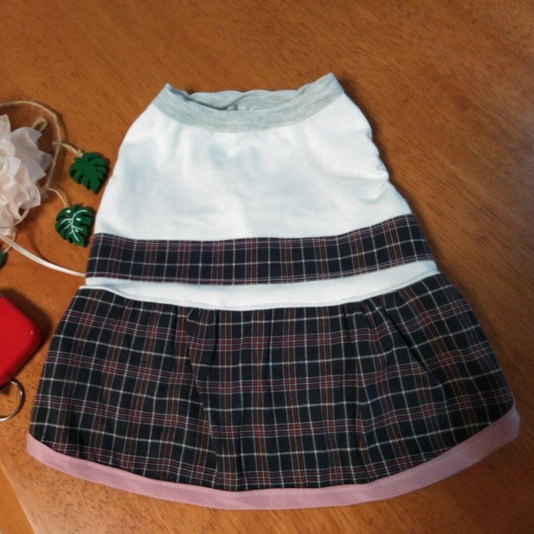 犬服 ワンピース3 Sサイズ ♪アウトレット♪サ