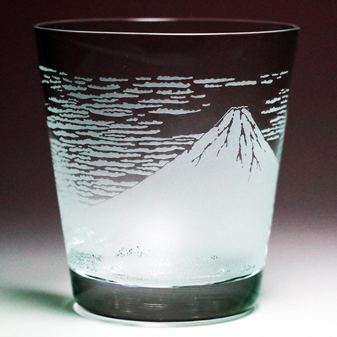 凱風快晴グラス<A> 北斎グラスで飲む贅沢な一杯