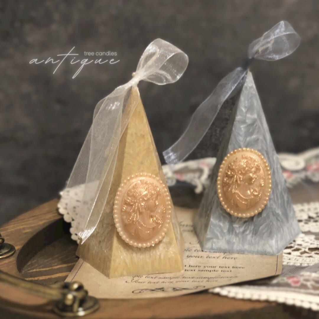 ♥アンティークツリーキャンドル♥韓国インテリア 結婚式のウェルカムスペース装飾 誕生日ギフト シャビー ロココ イタリア