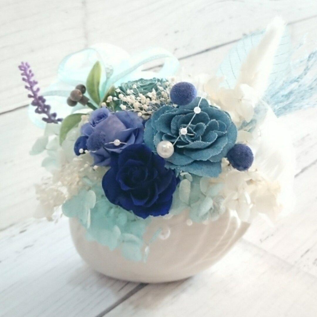 敬老の日 ブルーの薔薇
