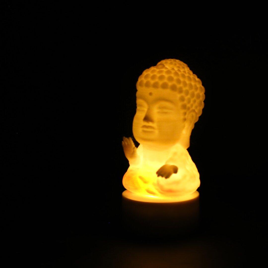 あなたの心を照らす「大仏ランプ(坐像:光背なしver.)」