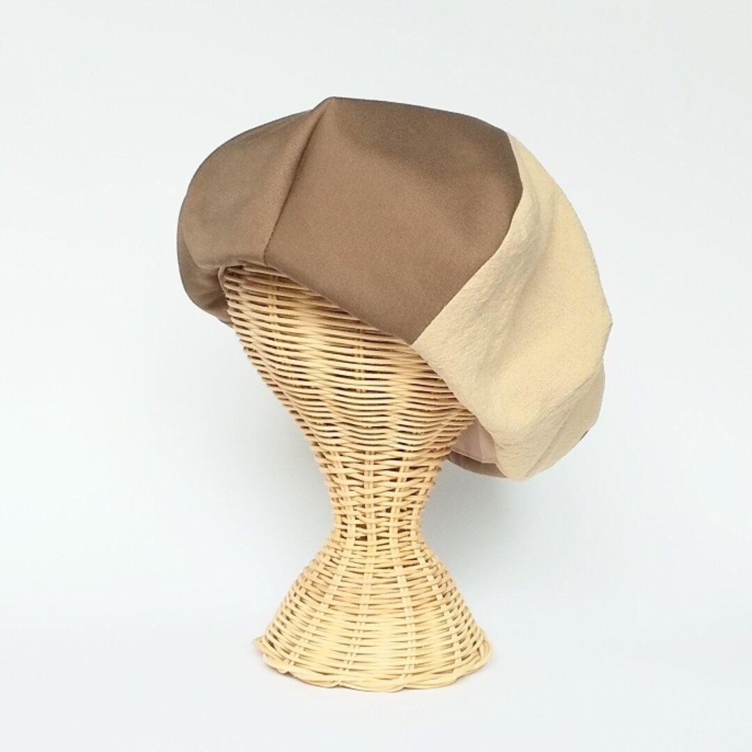 ころんとドングリベレー帽