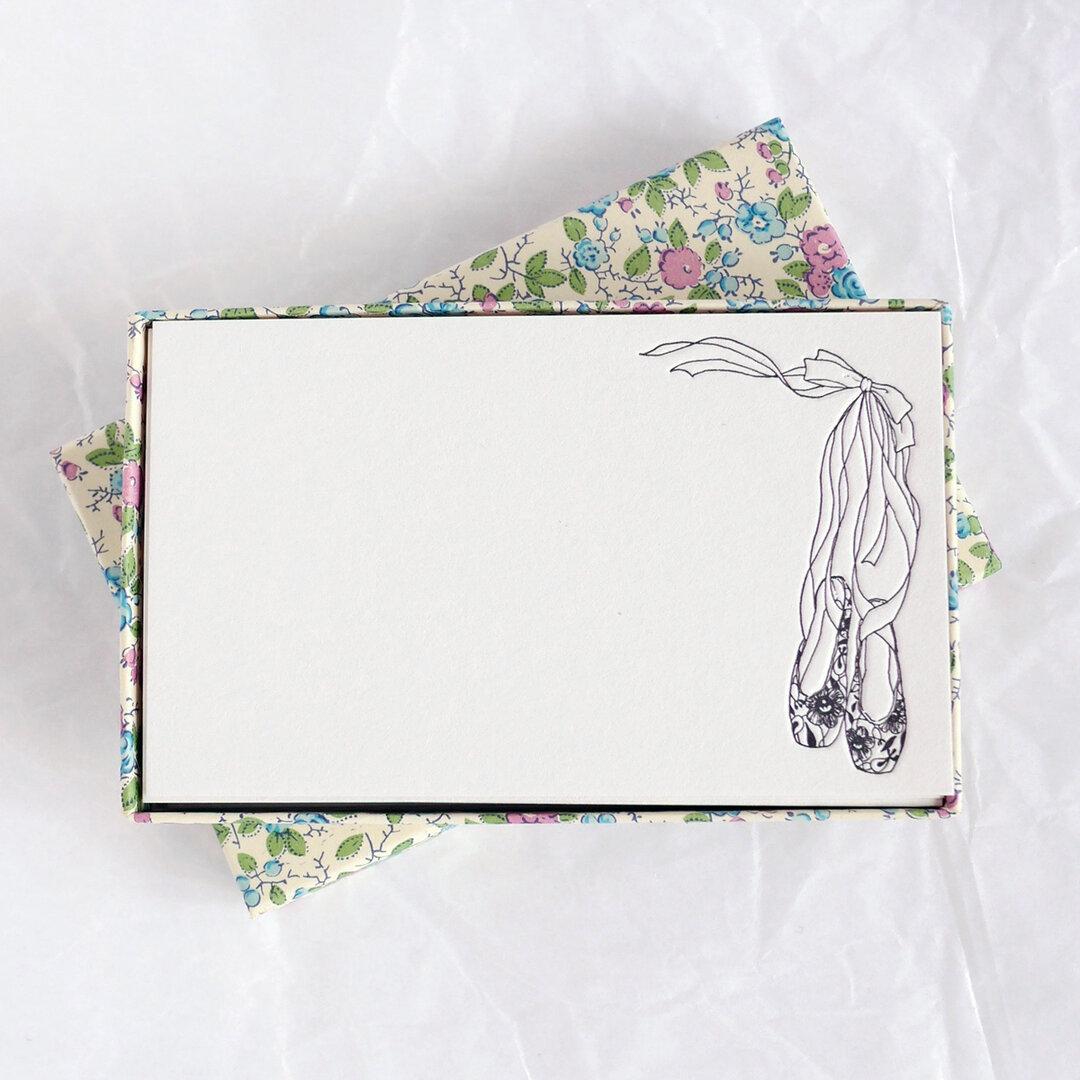 Box入りアソートカード  Flower Box柄 6